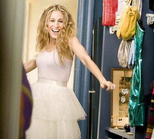 Did Carrie Bradshaw kill cooking?