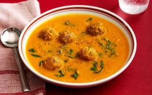 carrot-soup-turkey-meatballs-spinach-ftr